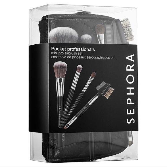 Sephora Other - Sephora Pocket Professionals Mini Pro Airbrush Set